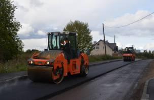 В Смоленской области отремонтируют дорогу в национальный парк