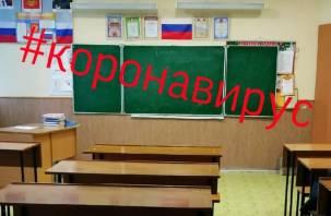 В Смоленской области школы, вузы и колледжи будут закрыты до конца месяца
