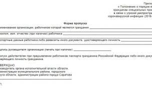 В российском регионе ввели пропускной режим