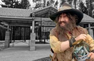 Большой Буж: что стало с парком развлечений за 30 миллионов в Смоленской области