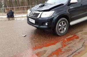 Подробности смертельного ДТП в Вяземском районе
