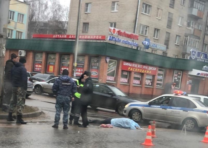 Подробности и видео смертельного ДТП на Николаева в Смоленске. Погибла женщина