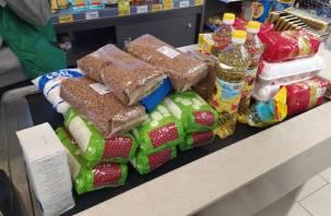 Запас продуктов в России создан как минимум на два месяца