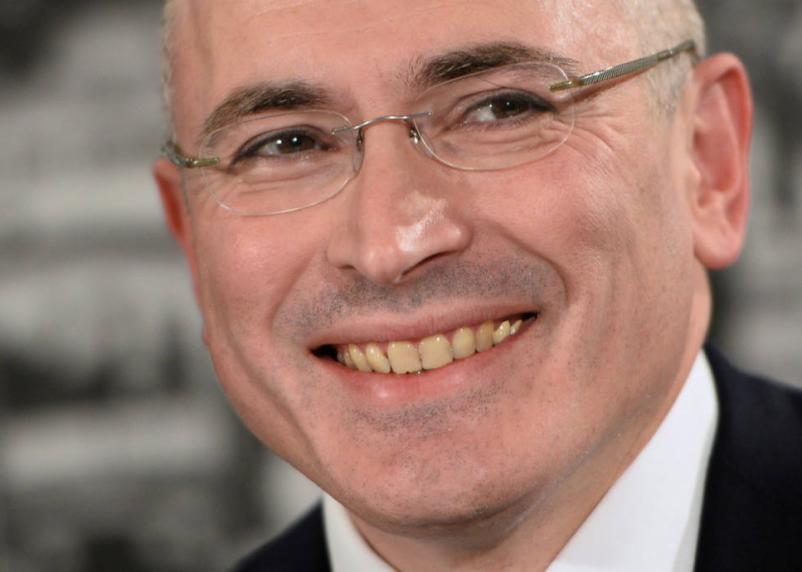 Путин назвал Ходорковского жуликом