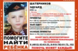 Пропавшего в Вязьме мальчика нашли живым