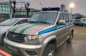 Смоленские пограничники задержали иностранцев, которые пытались незаконно пересечь границу России