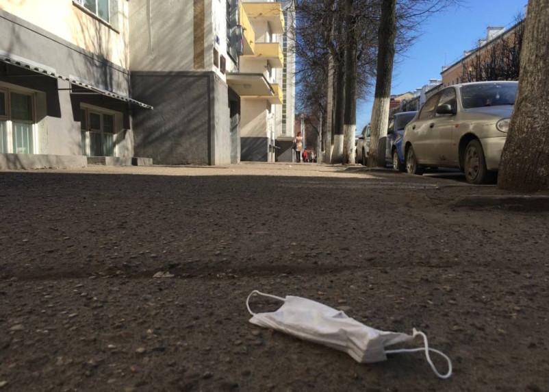 Жителя Смоленской области осудили за нарушение масочного режима