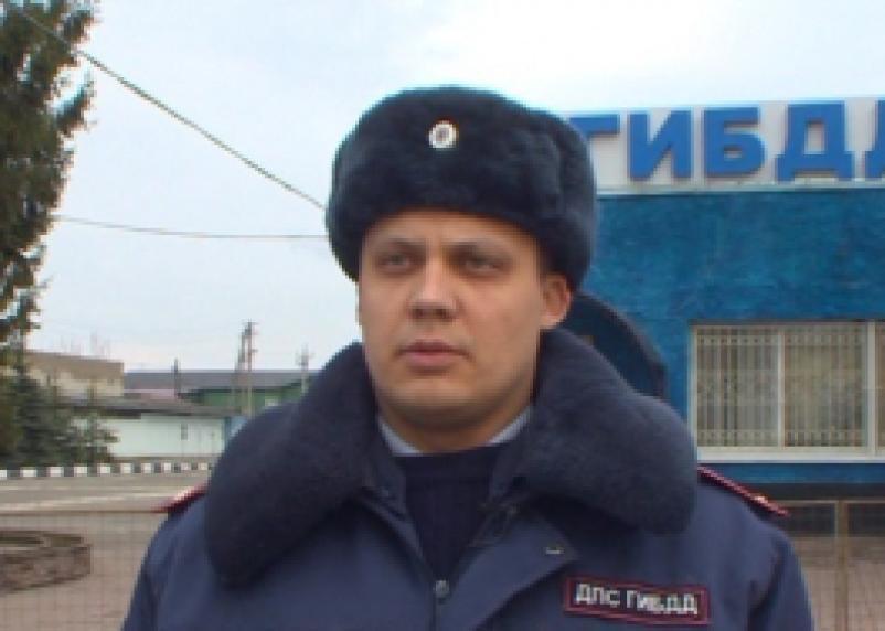В Смоленской области полицейский спас ребёнка из пожара