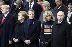 Диетологи сравнили рацион Путина, Трампа и Меркель
