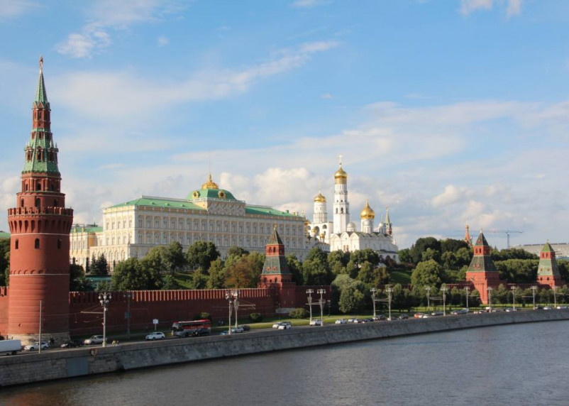 В администрации Кремля обнаружили коронавирус