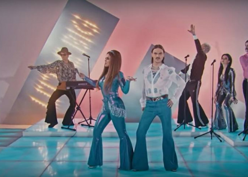 Российский клип стал лидером среди участников Евровидения-2020