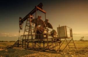 Цена нефти Brent падает, доллар растет