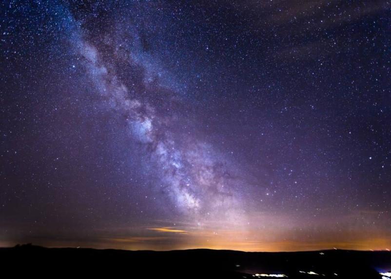 Астрономы зафиксировали странное явление в центре Млечного Пути