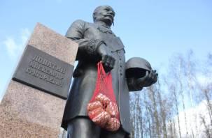 В Смоленске открыли Лопатинский сад без аттракционов