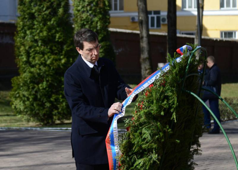 Полпред президента в ЦФО прибыл в Смоленск