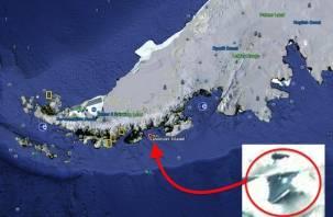 «Совершенно секретно». На антарктическом острове найдены следы инопланетян