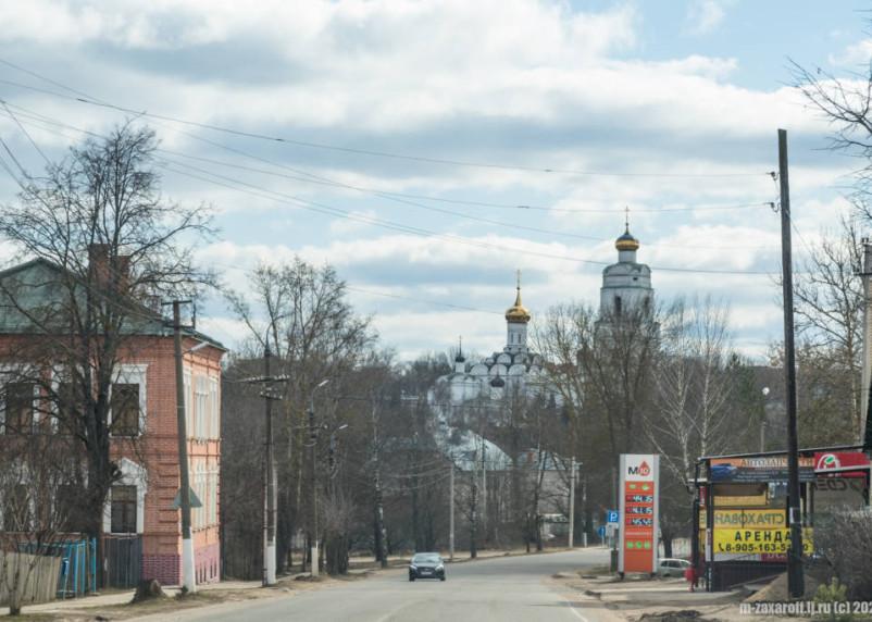В Смоленской области из-за коронавируса закрыли Вязьму