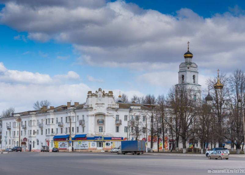 В Вяземском районе выявили 627 зараженных коронавирусом