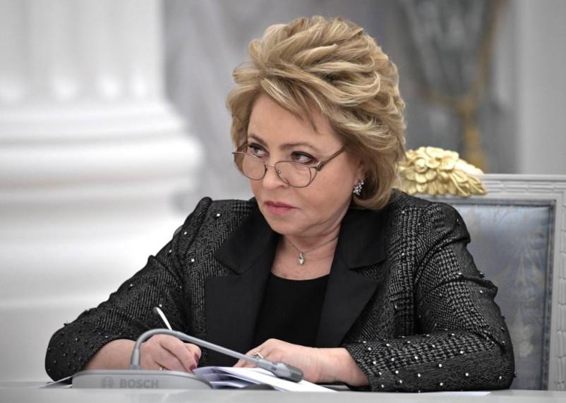 Матвиенко предложила распространить льготную ипотеку на вторичное жилье