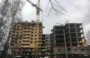 Верховный суд РФ признал законность строительства многоэтажки на Ново-Рославльской в Смоленске
