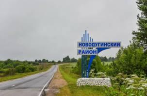 Число зараженных коронавирусом выросло в Новодугинском районе