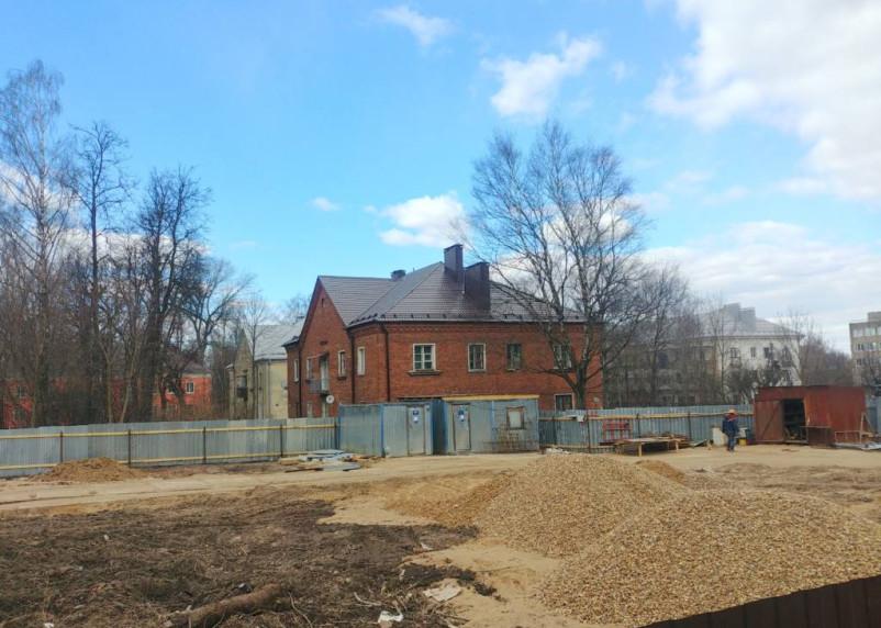 Дом на улице Энгельса: начало строительного «безлимита» в исторической части Смоленска