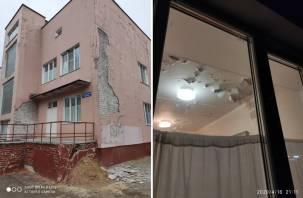 Житель Десногорска провел «экскурсию» по территории медсанчасти