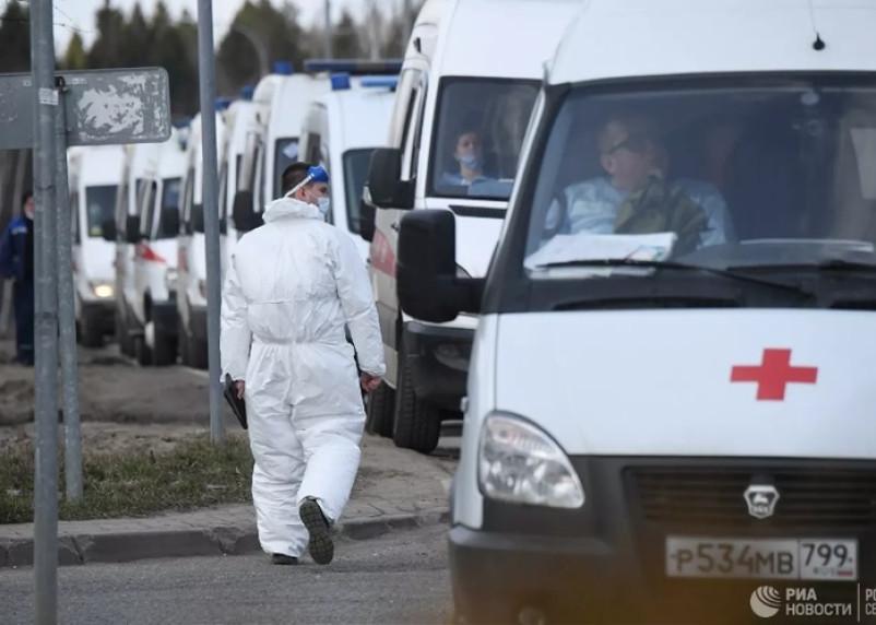 В каких регионах России выявлены новые заражённые коронавирусом за сутки