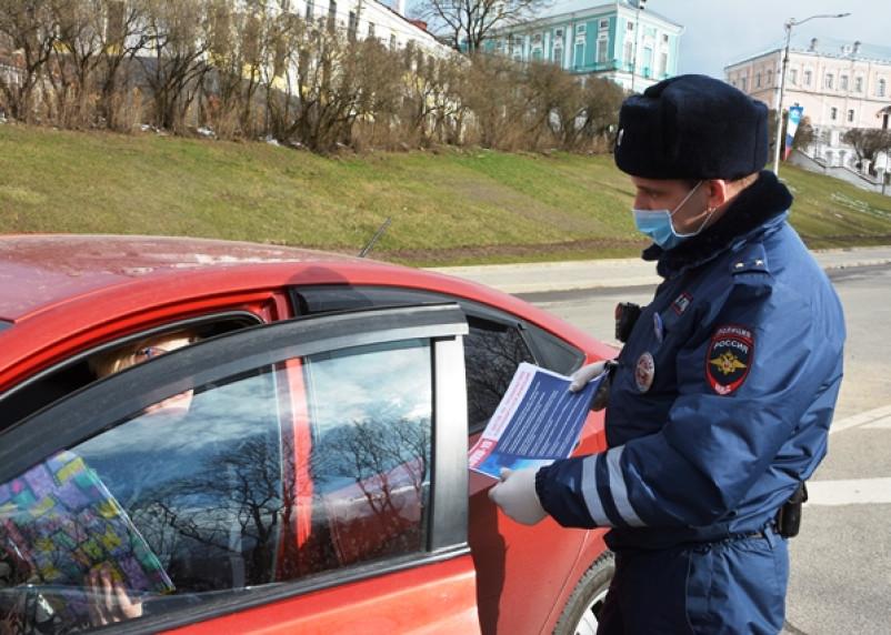 «Гаишники требуют пропуска у водителей». В сети появилась масса фейковых сообщений