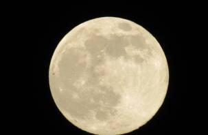 5 июня жители России смогут наблюдать за полутеневым затмением Луны