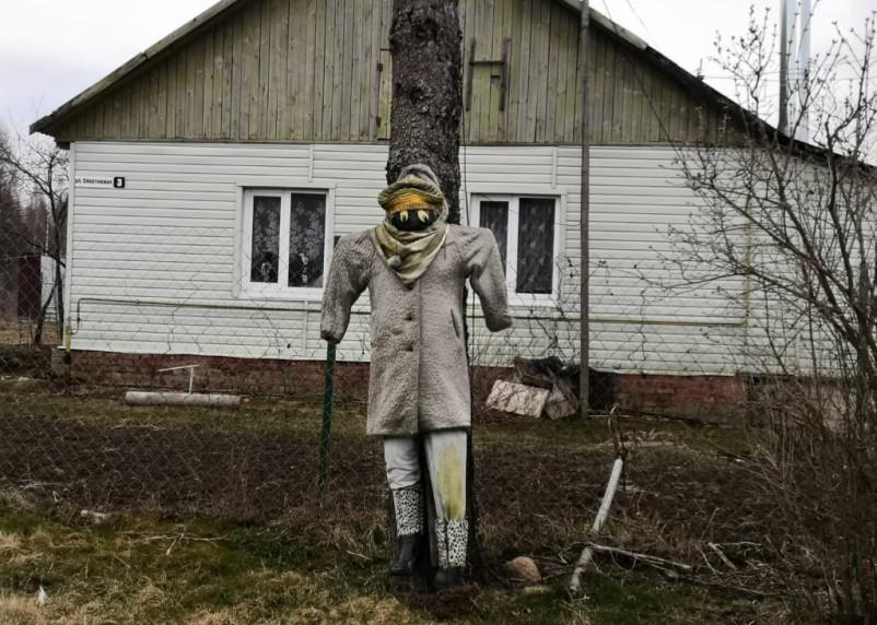 В Смоленской области объявлен желтый уровень погодной опасности