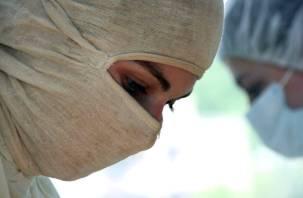 В Смоленской области число инфицированных коронавирусом достигло 5155