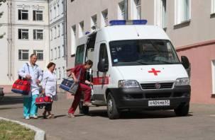 Пассажир после поездки в смоленской маршрутке попал в больницу