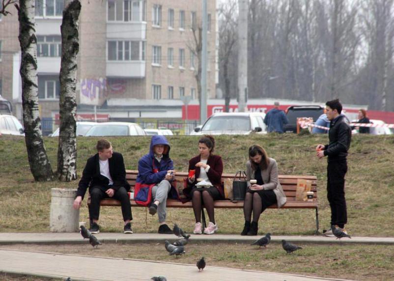 Россия вышла на плато по коронавирусу