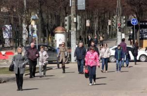 Карантин не для всех: как Смоленск живет в условиях полной самоизоляции