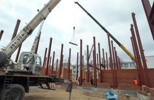 О строительстве госпиталя Минобороны в Смоленске рассказал федеральный телеканал