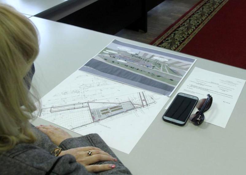 Попытка номер три: в Смоленске на проспекте Строителей хотят построить фермерский рынок