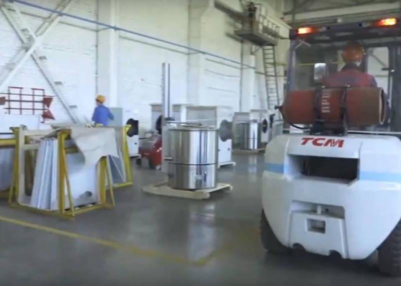 В Вязьме на машиностроительном заводе зафиксирован случай заражения коронавирусом