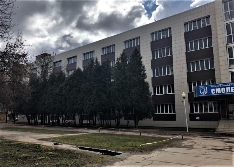 В Смоленске свернули нашумевшую ярмарку на Кирова