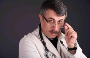 Доктор Комаровский опроверг миф о профилактике коронавируса