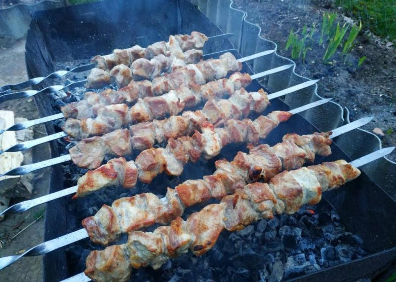 Врачи назвали самое безопасное мясо для шашлыка