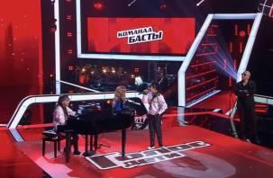 Смолянка не прошла в финал шоу «Голос. Дети», но Баста предложил сотрудничество