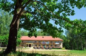 В Смоленском Поозерье приостановлено бронирование мест на базах отдыха