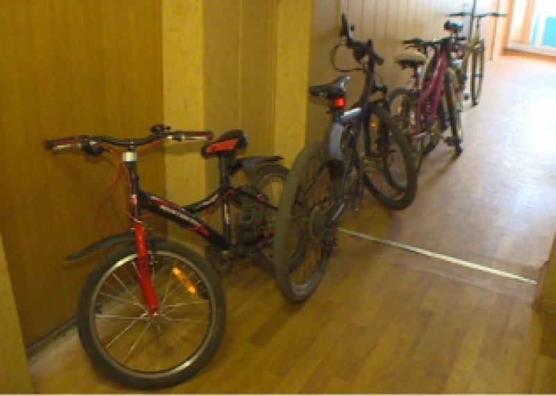 В Смоленске поймали серийного велосипедного вора