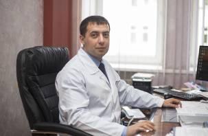 Экс-глава смоленского депздрава возглавил Ярцевскую ЦРБ