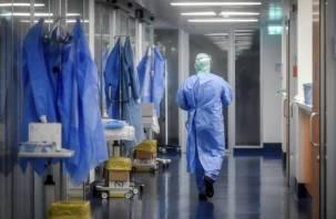 В Архангельске в психбольнице произошла вспышка коронавируса