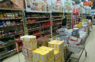Дорожают овощи и крупы. Как COVID-19 сказывается на ценах в смоленских магазинах