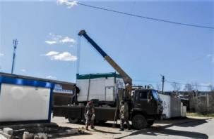 Шесть незаконных построек демонтировали в Смоленске