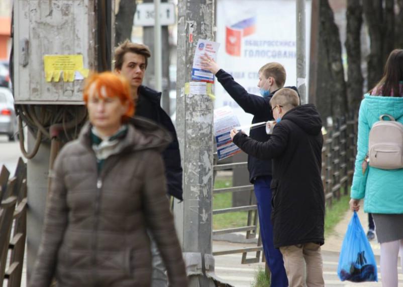 Жителей Смоленска не убедил московский сценарий коронавируса