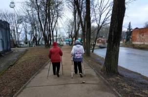 Назвали продолжительность прогулки для долголетия